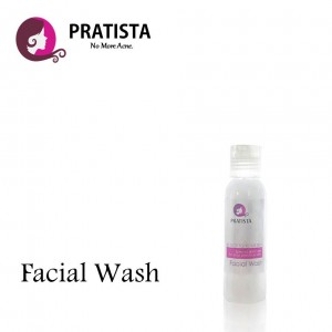 Facial wash pratista