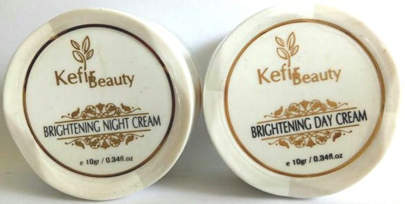 Kefir Beauty Brightening